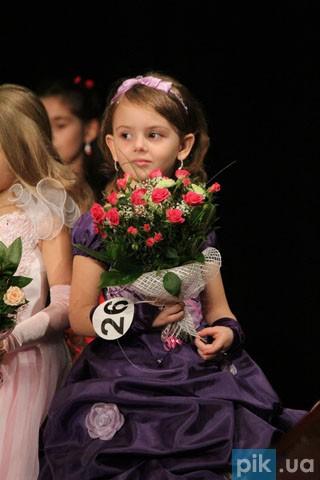 Лучшая детская модель Херсона 2011